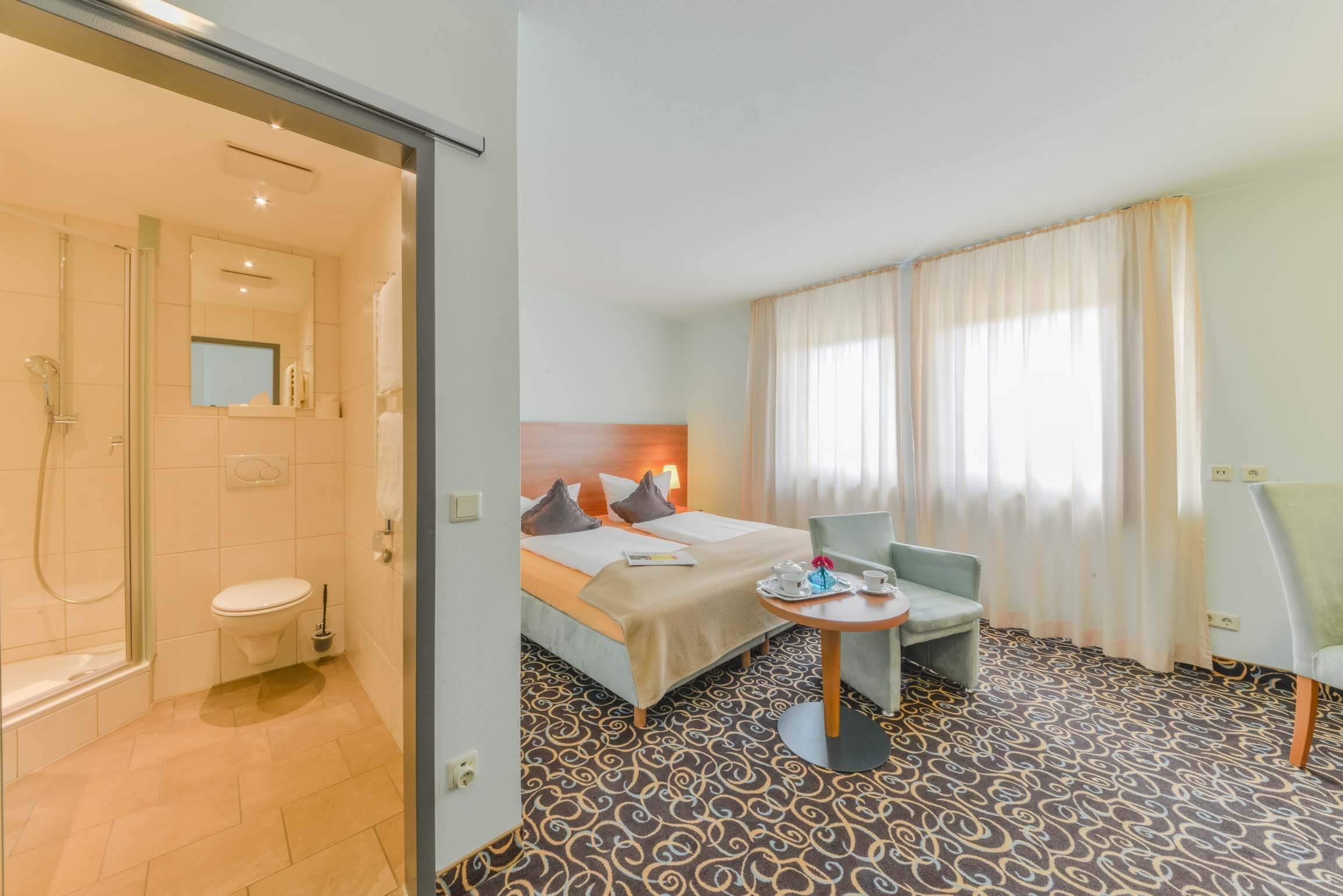 Hotel Ateck Doppelzimmer