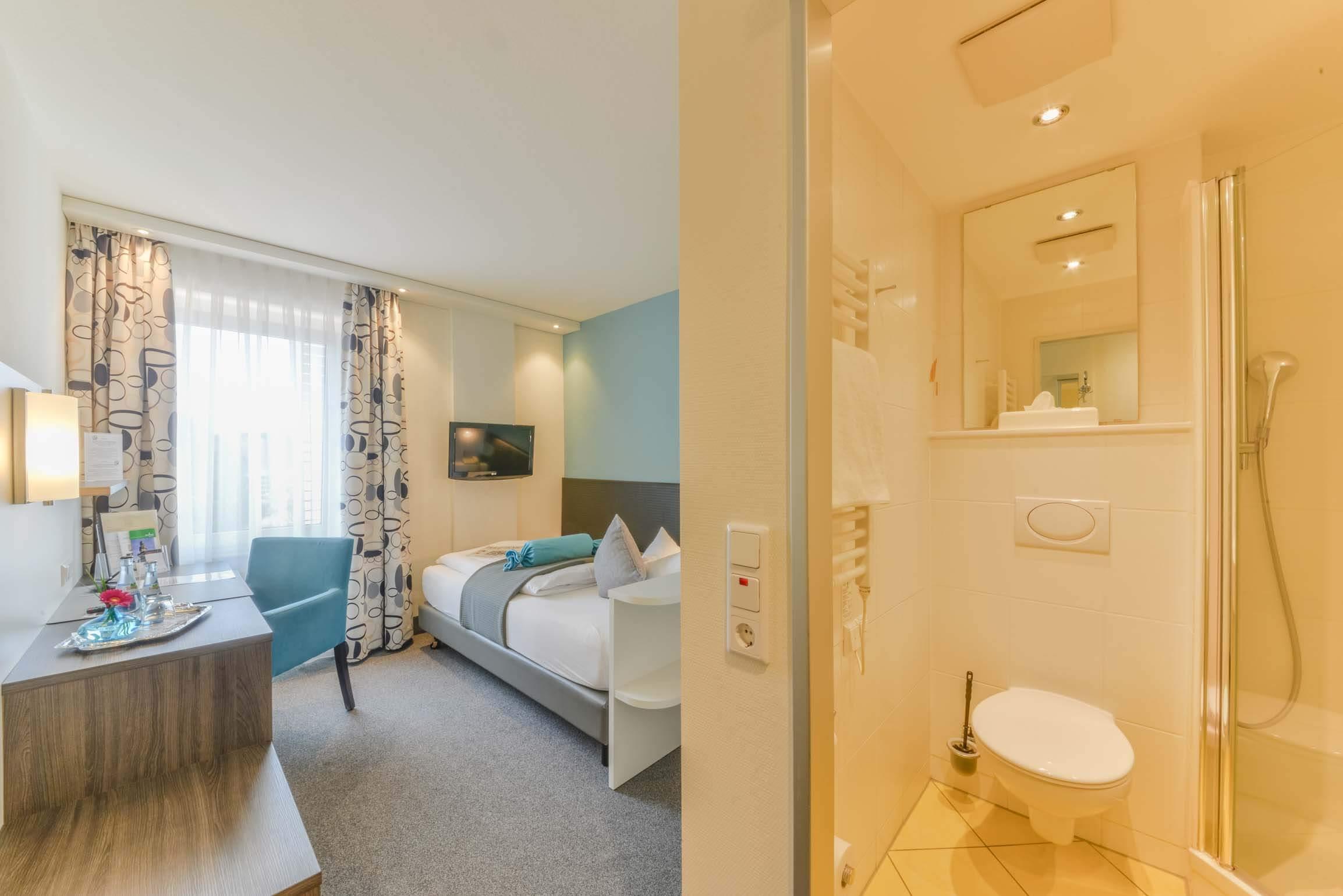 Hotel Ateck Einzelzimmer